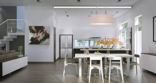 thiết kế biệt thự 3 tầng hiện đại 12x21m
