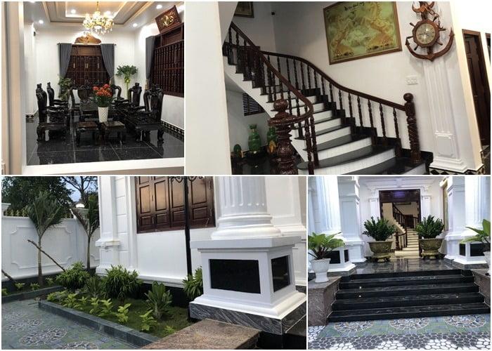 biệt thự đẹp tại Tiền Giang