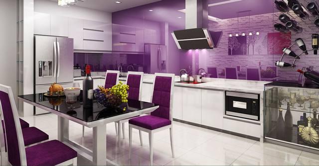 Nội thất nhà bếp đẹp nhất