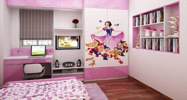 nội thất nhà hẹp mà đẹp xinh