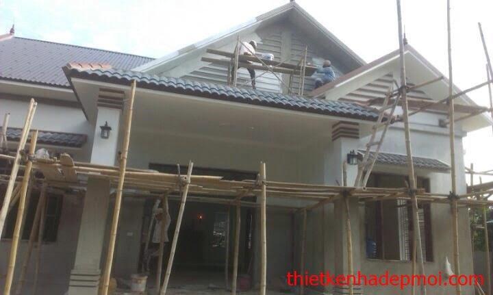 xây nhà đẹp miền Nam