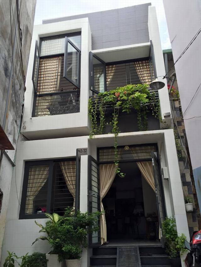 Mẫu nhà đẹp 2 tầng 4x16m