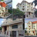 Thi công biệt thự tại Bắc Ninh