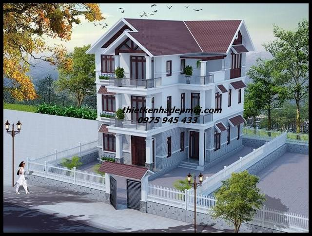 Mẫu nhà đẹp hình chữ L diện tích 10x13 kiến trúc đơn giản phong cách Á Đông hiện đại