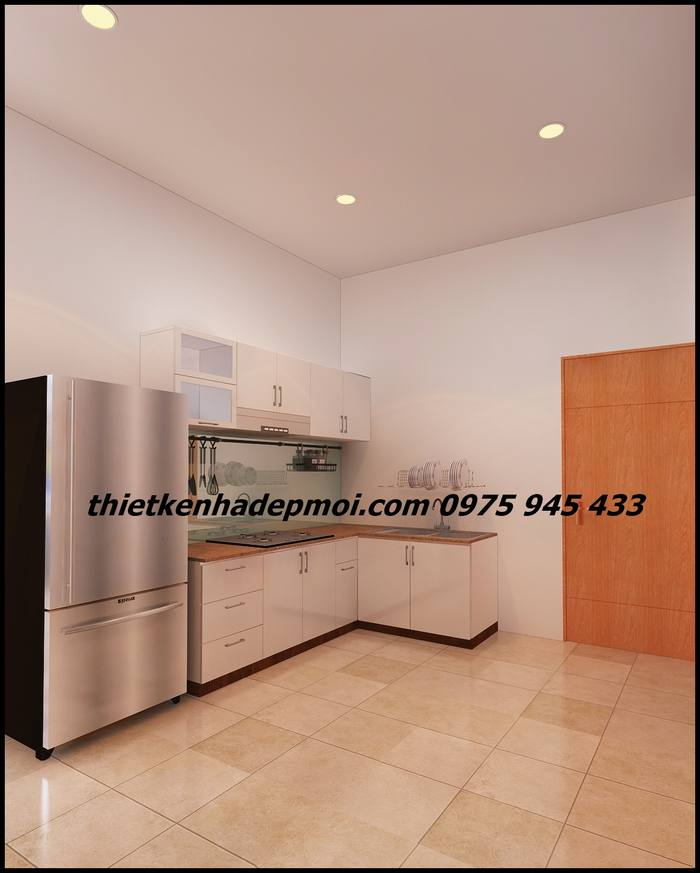 Khu vực phòng bếp