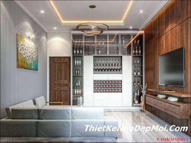 Cải tạo nội thất nhà ống đẹp năm 2020