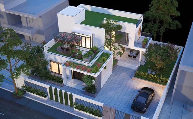 Công ty thiết kế nhà đẹp Bình Dương