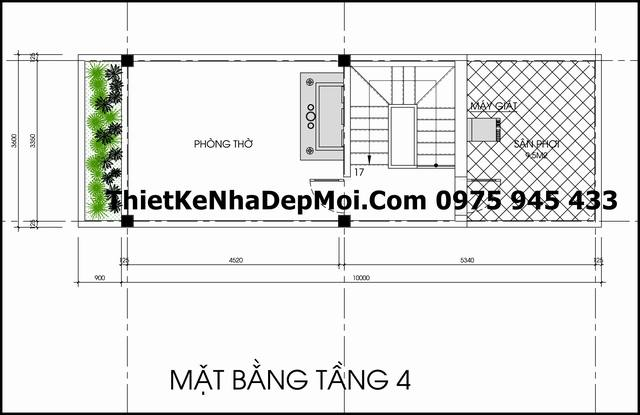 ban ve tang 5 nha ong 1 tret 1 lung 2 lau san thuong lech tang ban co dien