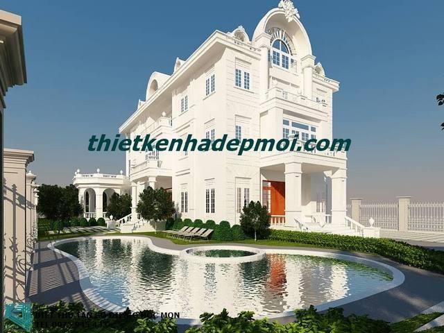 nhà đẹp Hóc Môn