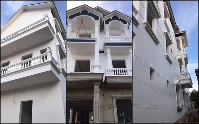 Xây nhà biệt thự đẹp tại Đồng Nai