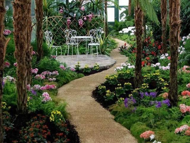 lối đi sân vườn