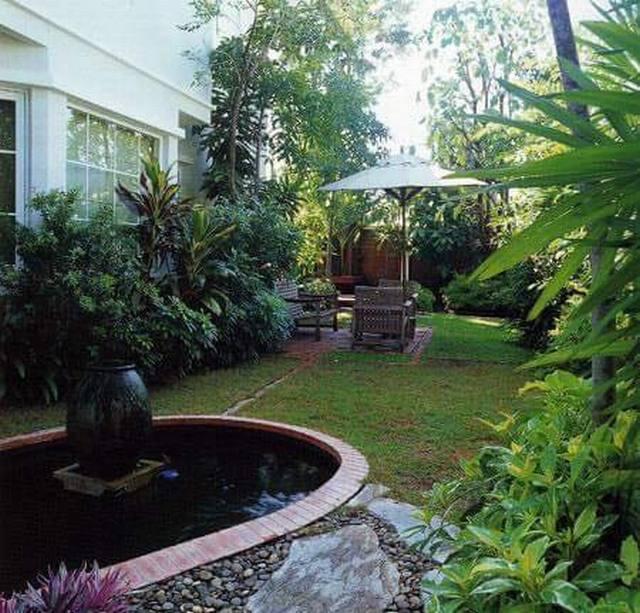 Hình ảnh nhà vườn đẹp 2021