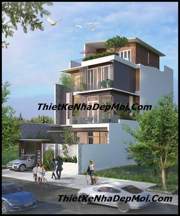 nhà đẹp Đà Nẵng 2021