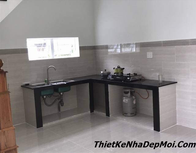 xây nhà 2 tầng đơn giản tại Long Thành tiết kiệm