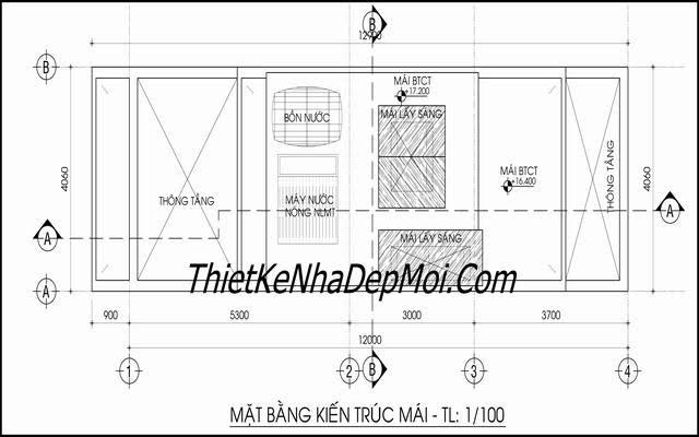 Thiết kế nhà ống kinh doanh