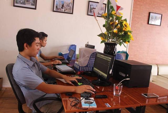 Công ty xây dựng Nam Định