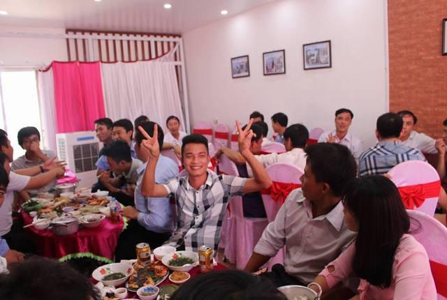 văn phòng công ty xây dựng Nam Định