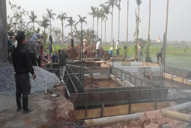 xây nhà ở Nam Định