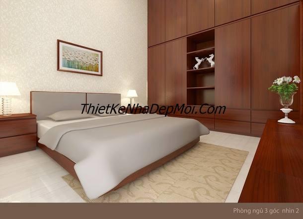 Nội thất nhà đẹp 5x20 Biên Hòa