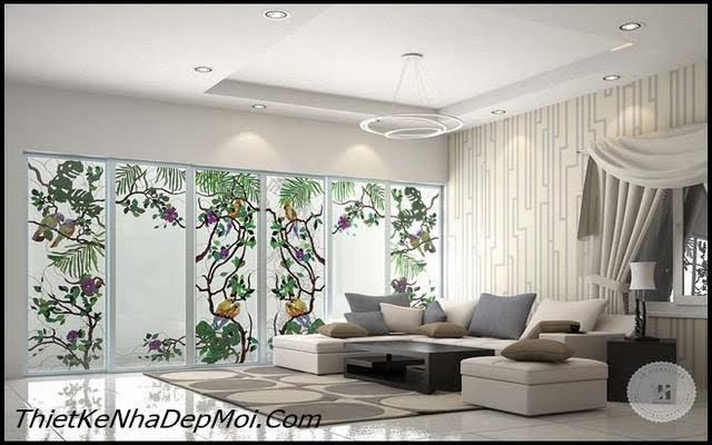 Cách trang trí phòng đẹp chung cư