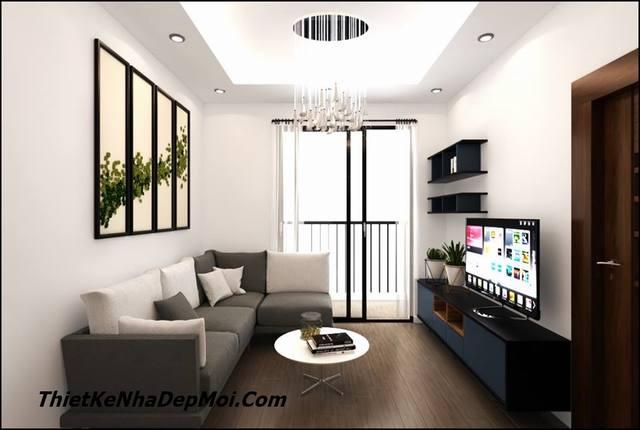 Trang trí nội thất chung cư nhỏ