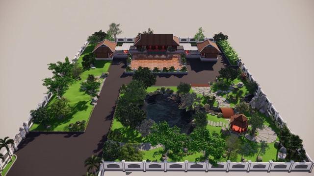 Công ty thiết kế thi công sân vườn đẹp Việt Nam