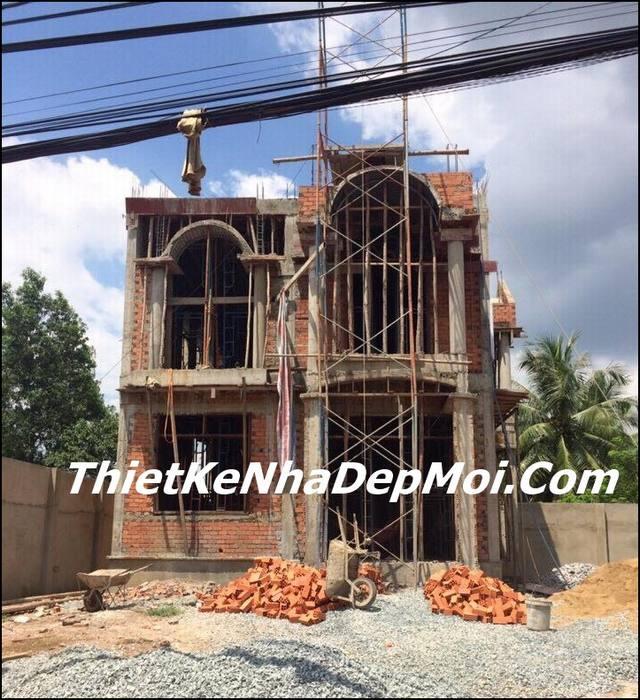 xây nhà giá rẻ ở Biên Hòa