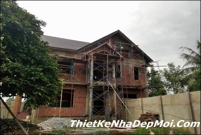 xây nhà ở Đồng Nai