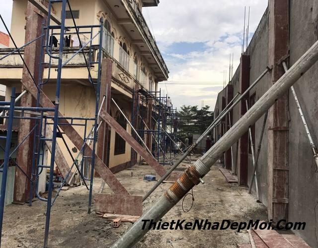 Công ty thiết kế thi công nhà ở Biên Hòa Đồng Nai