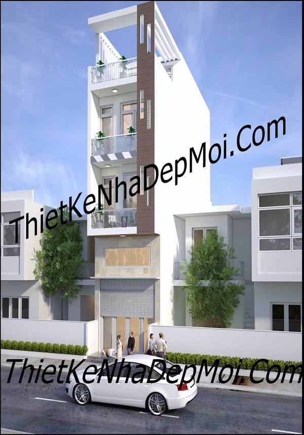 giá thi công nhà phố tại TPHCM