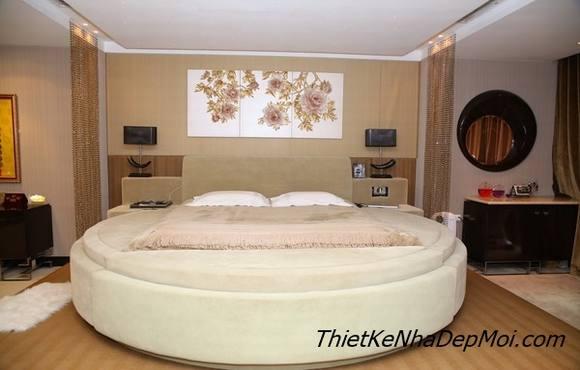 Những mẫu phòng ngủ đơn giản mà đẹp của sao Hàn