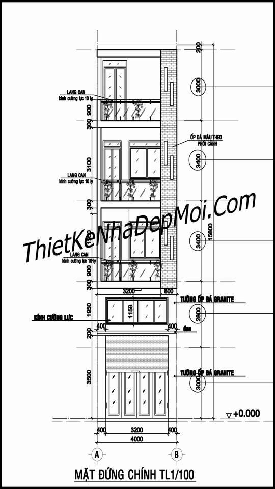 Thiết kế xây nhà giá rẻ tại TPHCM