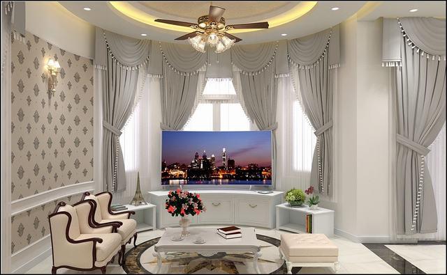 Không gian phòng khách đẹp 2020