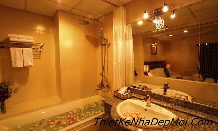 Phòng ngủ vip khách sạn đẹp