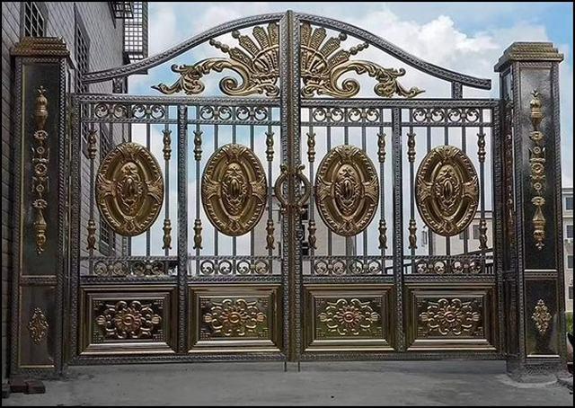 Mẫu cổng đẹp nhất 2021