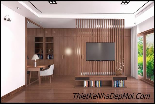 Thi công nội thất đồ gỗ giá rẻ