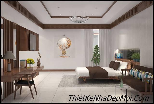 đồ nội thất gỗ phòng ngủ