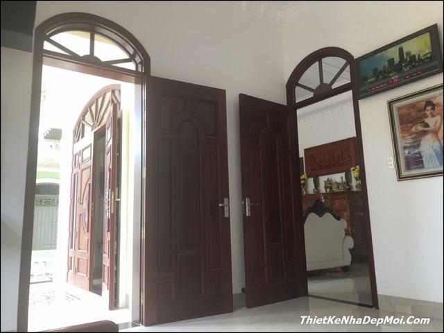 Mẫu cửa gỗ nhà đẹp