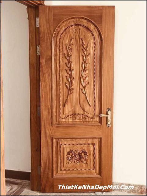 kích thước lỗ ban cửa phòng ngủ