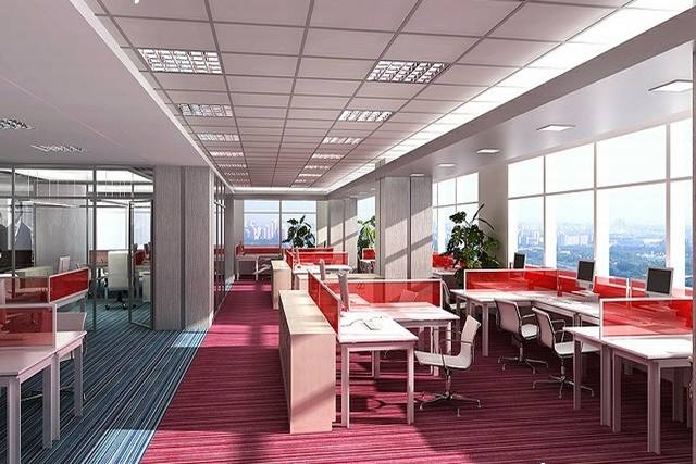 Thảm trải sàn văn phòng đẹp