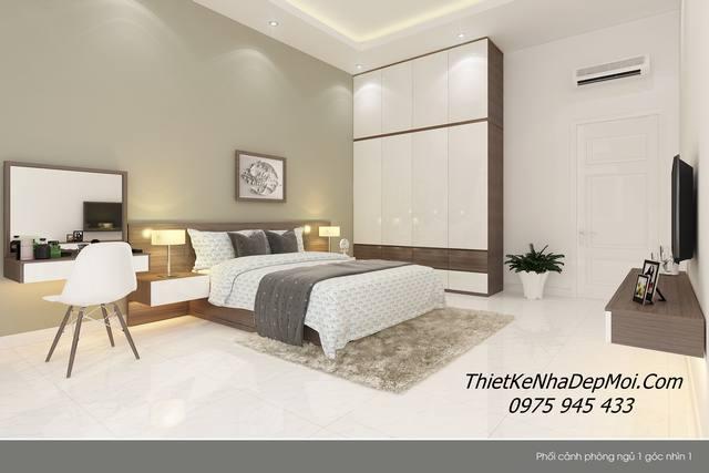Cách trang trí không gian nội thất phòng ngủ cho con