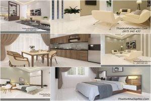 Cách trang trí nội thất trong nhà đẹp hiện đại