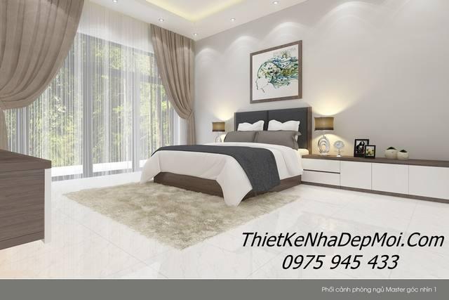 Cách trang trí nội thất phòng ngủ trong nhà