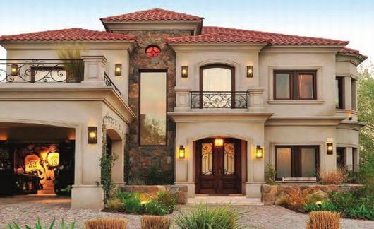 Kiến trúc sư thiết kế biệt thự kiểu tân cổ điển