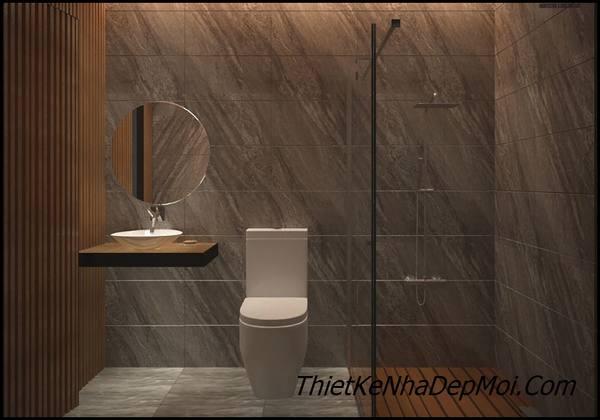 phòng wc tắm homestay