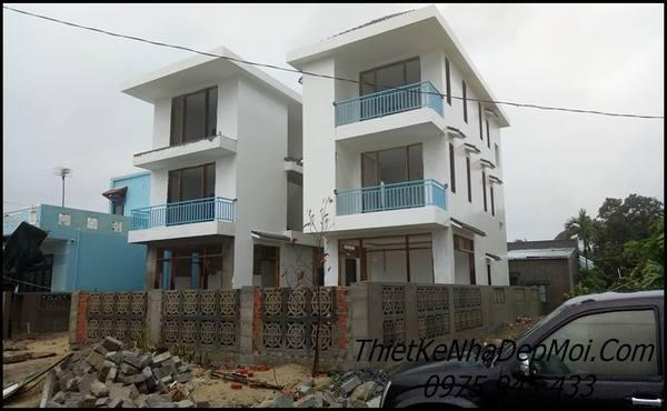 Xây biệt thự nghỉ dưỡng tại Quảng Nam