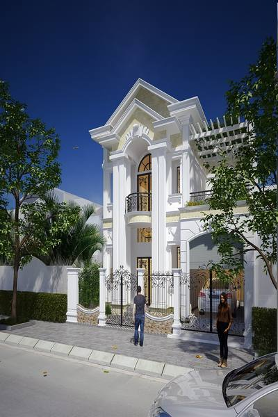 tìm kts thiết kế nhà ở Việt nam