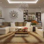 Thảm lông trải sàn nhà đẹp