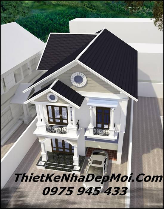 thiết kế gara ô tô trong nhà