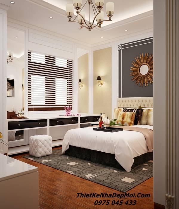 Cách thiết kế nội thất nhà xinh chuyên nghiệp